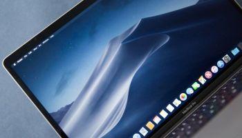 MacBook Pro con macOS Mojave