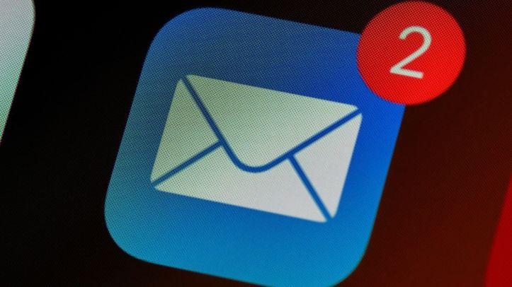 Mail en iOS