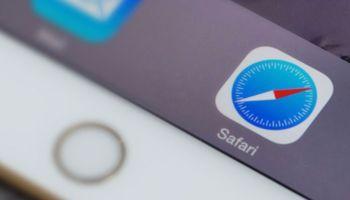 Safari para iOS y iPadOS