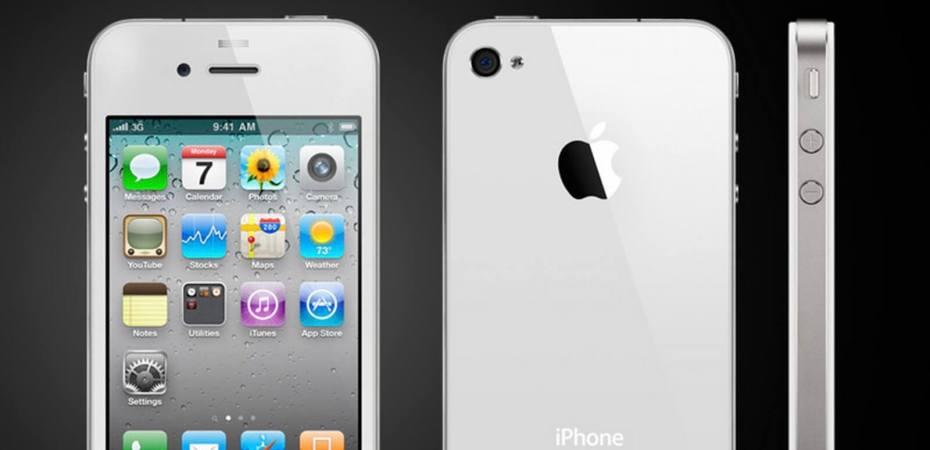 iPhone 4 con iOS 4