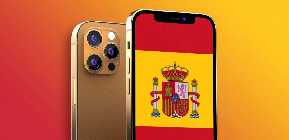 El iPhone y España