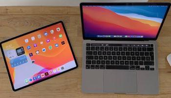 iPad y Mac