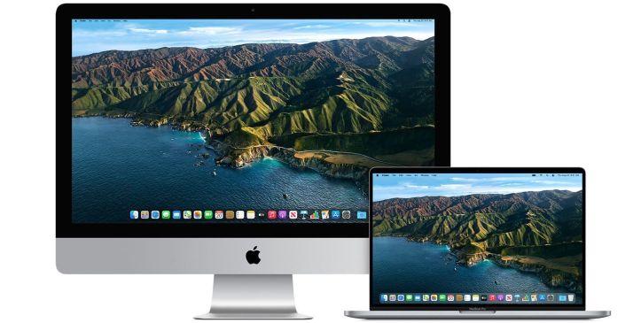 Actualización de macOS en el mac